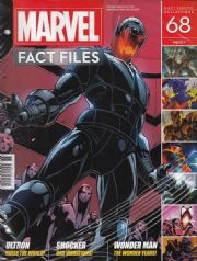 Marvel Fact Files #68 Eaglemoss Publications